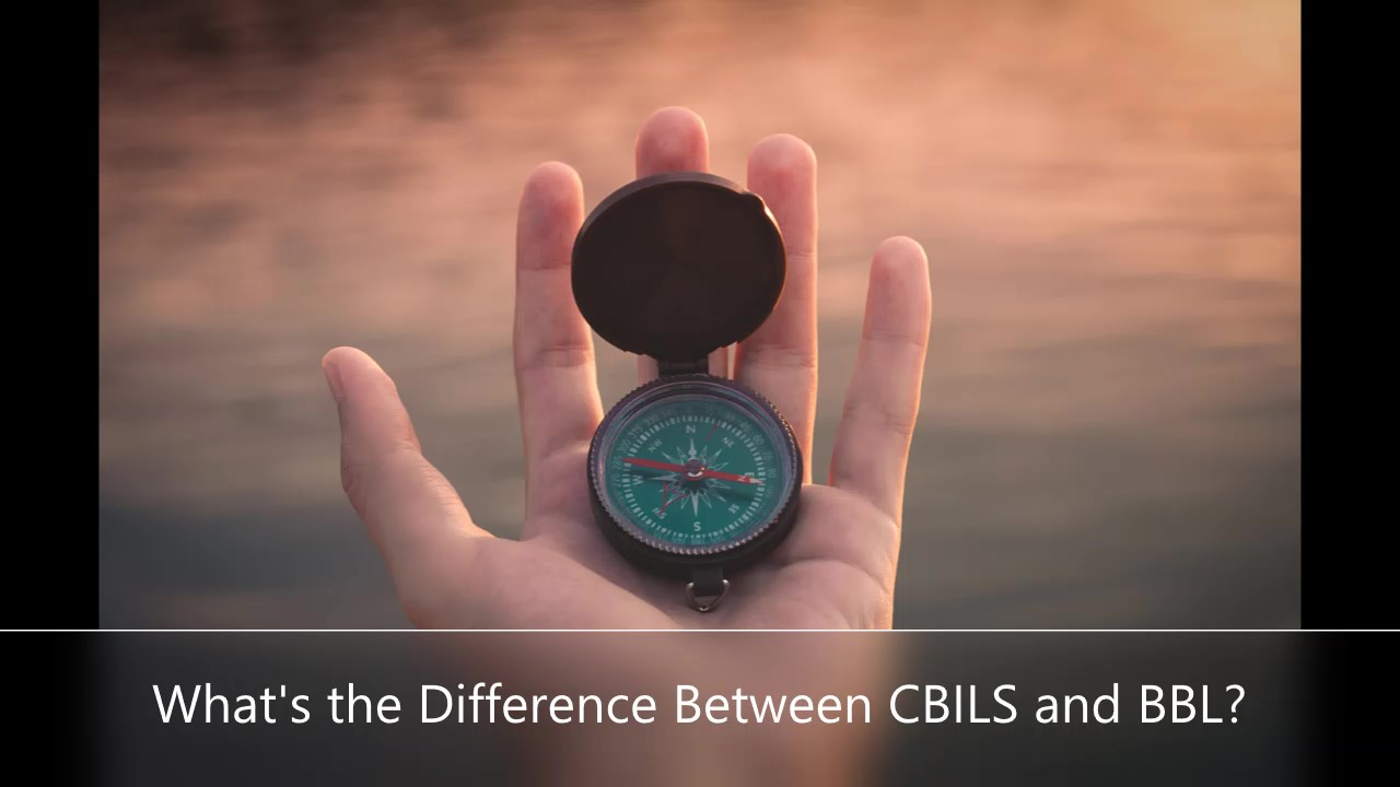 compass picture with title whats the difference between CBILS and BBL? for website J&J Commercial Finance